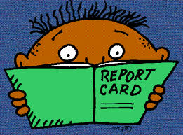 Report Cards Coming Home Soon!